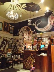 Café i Budapest